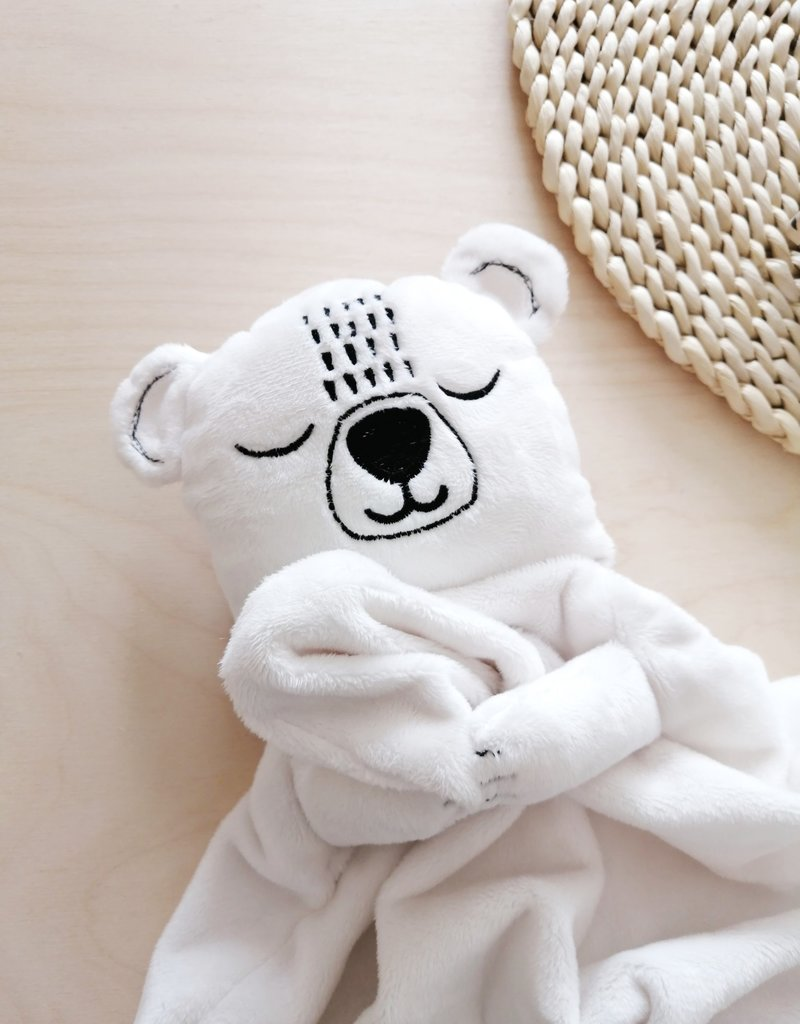 Veille sur toi Bear Babyblankie - Boris
