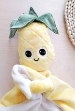 Veille sur toi Baby blankie - Pineapple Eduardo