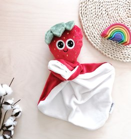 Veille sur toi Baby Blankie - Mary the Strawberry