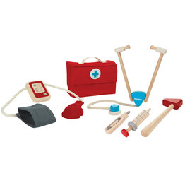Plan Toys Trousse de docteur en bois