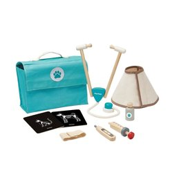 Plan Toys Wooden Veterinary Kit