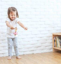 Plan Toys Toupie ballerine en bois