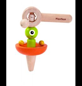 Plan Toys Spaceship Top Spin
