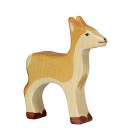Holztiger Animal en bois - Biche