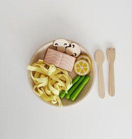Plan Toys Repas de pâte en bois