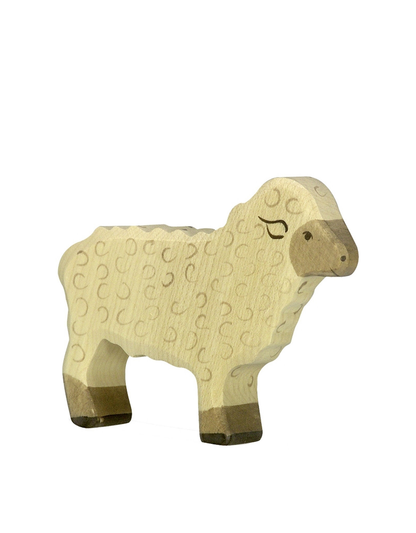 Holztiger Wooden animal - Lamb