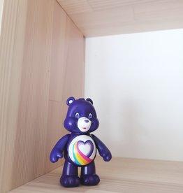 Care Bears Calinours - Coeur d'arc-en-ciel