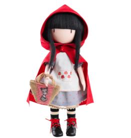 Paola Reina Gorjuss doll - Little red riding hood