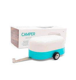 Candylab Wooden Car - Candylab - Blue Camper