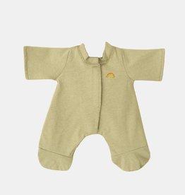 Olli Ella Pyjamas pour poupée Dinkum - Sauge