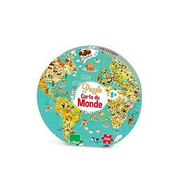 Vilac Casse-têtes - Carte du monde