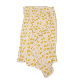 Loulou Lollipop Muslin - Lemon