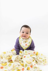 Loulou Lollipop Muslin Swaddle - Taco