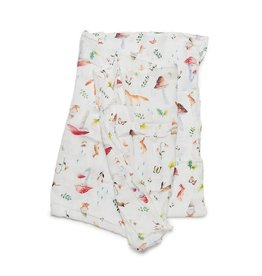 Loulou Lollipop Muslin - Woodland Gnome