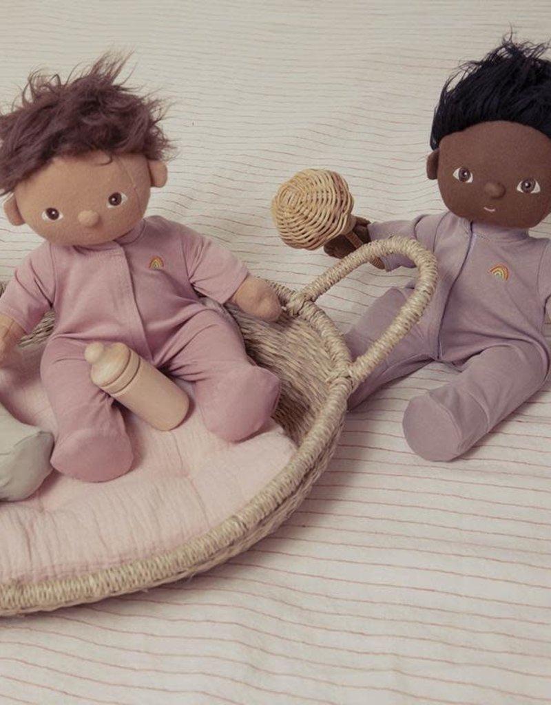 Olli Ella Dinkum Doll Pyjama - Blush