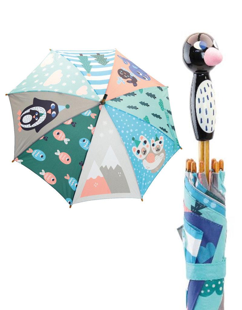Vilac Parapluie - Pingouin