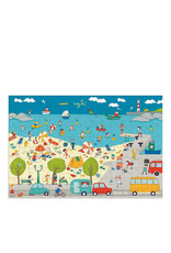 Moulin Roty Puzzle - At the seaside 5+