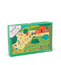 Moulin Roty Puzzle - in the countryside 5+