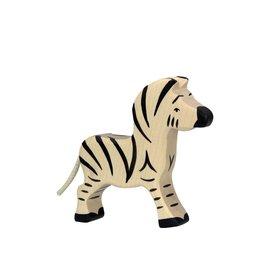 Holztiger Wooden Animal - Baby Zebra