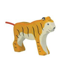 Holztiger Animal en bois - Tigre
