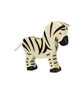 Holztiger Wooden animal - Father Zebra