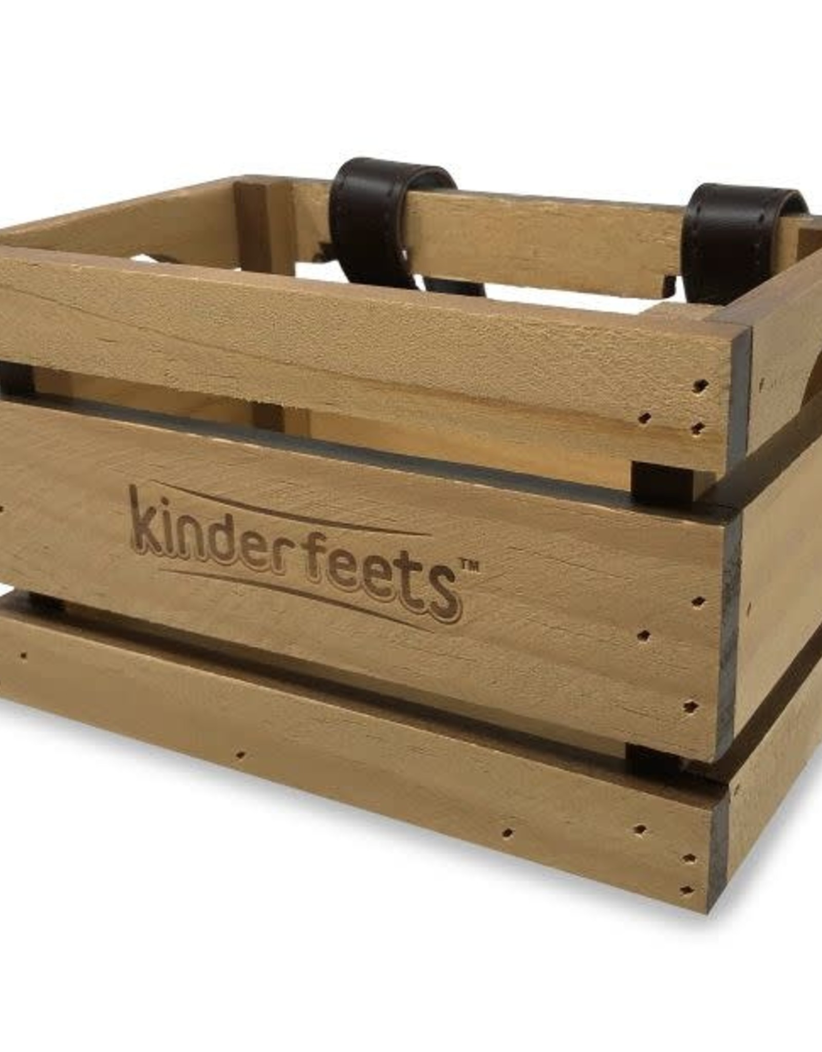 Kinderfeets Crate for kinderfeets bike