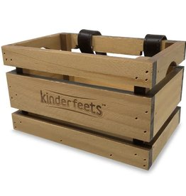 Kinderfeets Crate en bois pour vélo Kinderfeets