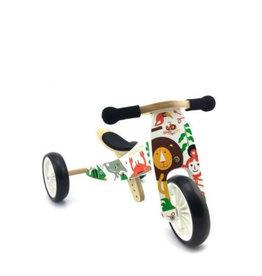 Kinderfeets Vélo d'équilibre Tiny tot 2 en 1 - Makii