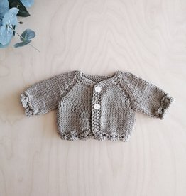 Monamigurumi Veste tricotée à la main - Beige