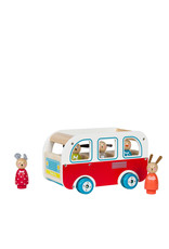 Moulin Roty Wooden bus