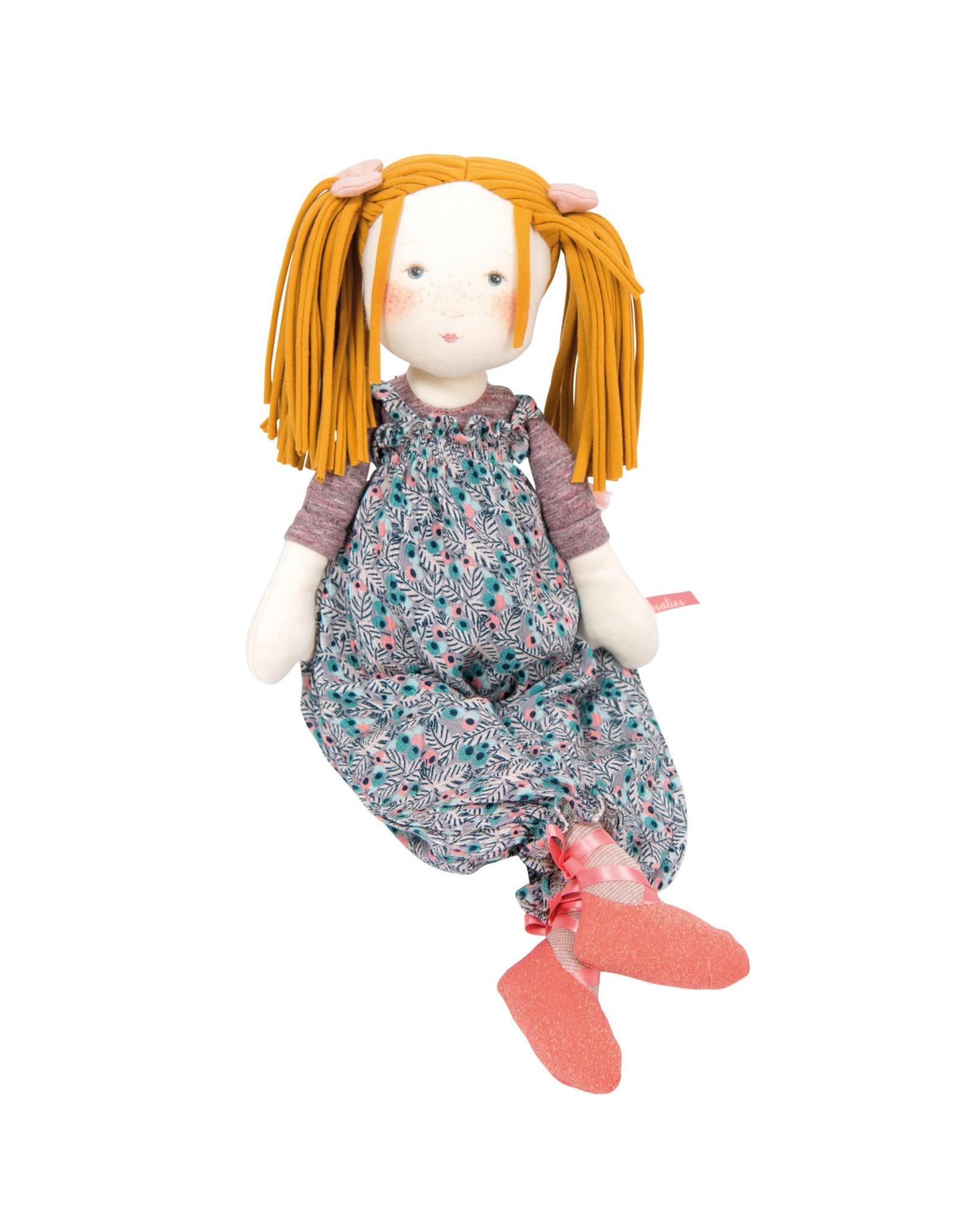 Moulin Roty Rag Doll - Violet