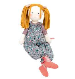 Moulin Roty Rag Doll - Violet
