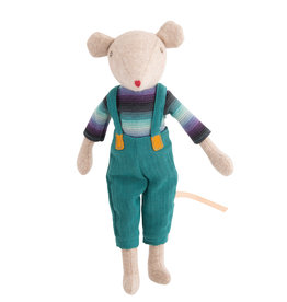 Moulin Roty Mirabelle's Family - Noisette the mouse doll