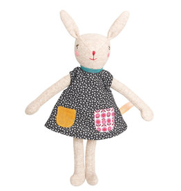 Moulin Roty Mirabelle's Family - Camomille the rabbit doll
