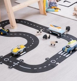 Way to play Waytoplay Flexible Toy Road - King of the road