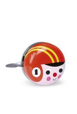 Vilac Bicycle Bells - Red helmet
