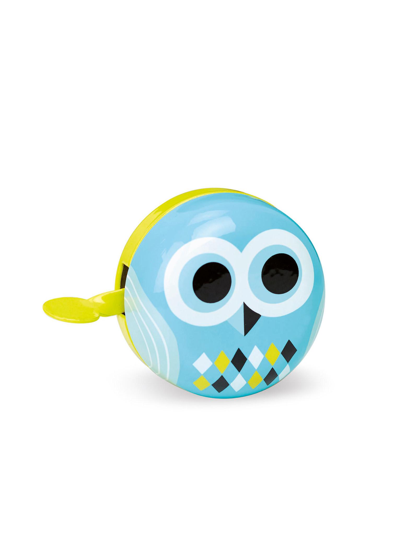 Vilac Bicycle Bells - Blue owl
