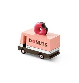 Candylab Wooden car - Candycar - Donut van