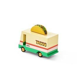Candylab Voiture de bois - Candycar - Camion de tacos