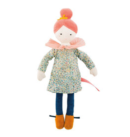 Moulin Roty Parisiennes Soft dolls - Mademoiselle  Agathe