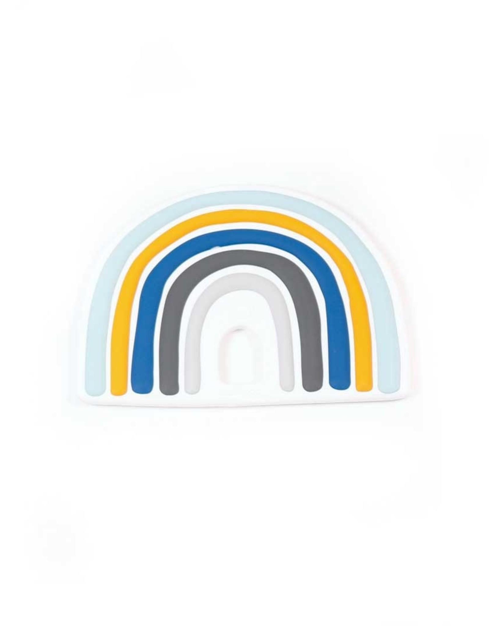 Bulle bijouterie Jouet Arc-en-ciel pour couverture – Bleu