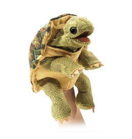 Folkmanis Marionnette tortue debout