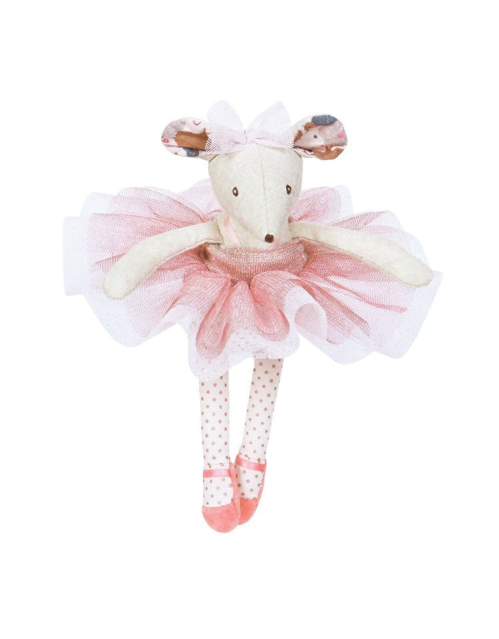 Moulin Roty Balerina Suitcase - Once Upon A Time