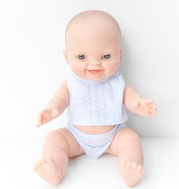 Paola Reina Gordis Doll - Baby Carl in pyjama