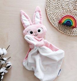 Veille sur toi Baby blankie - Margot the bunny