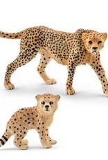 Schleich Animal - Female Cheetah