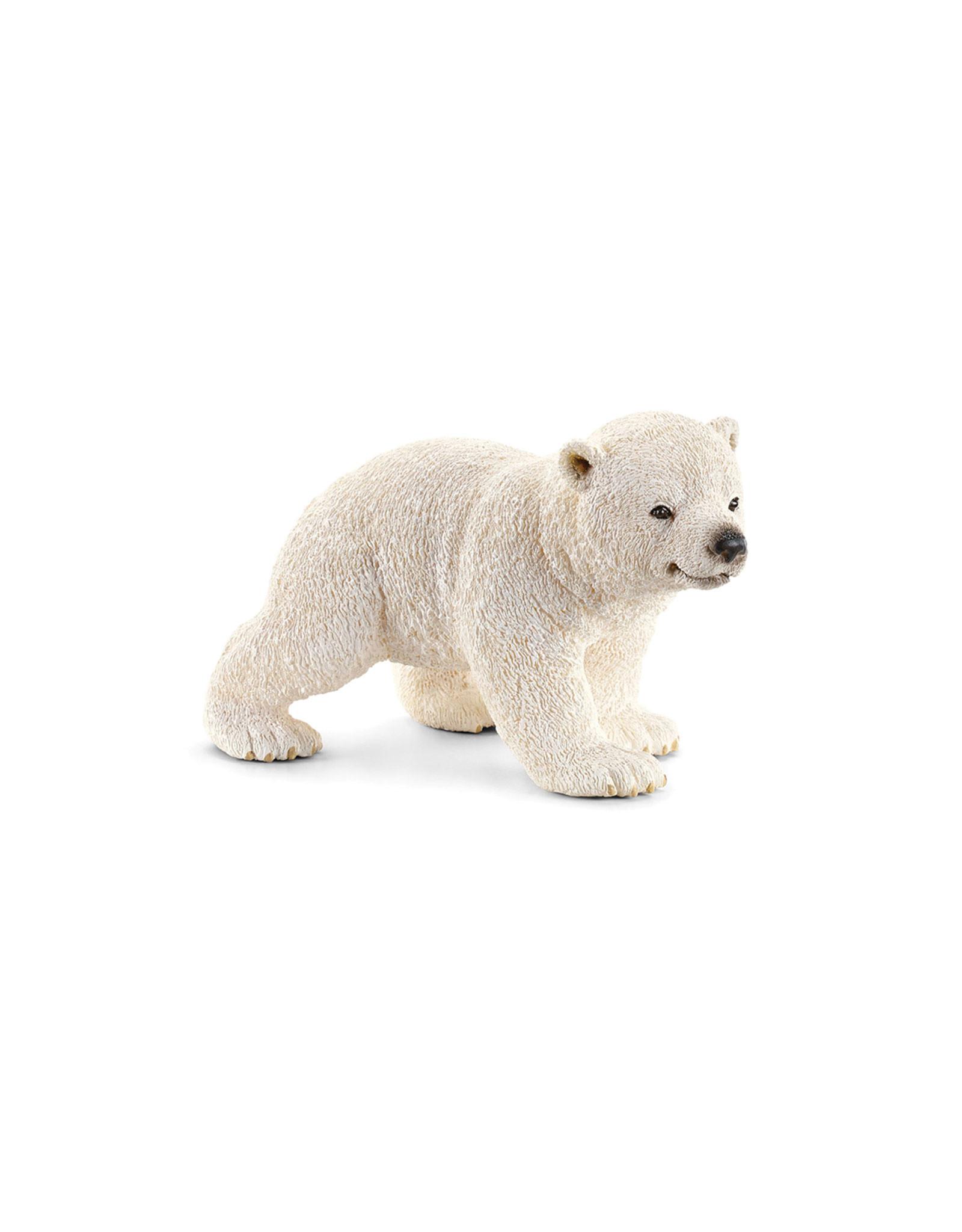 Schleich Animal - Polar Bear Cub Walking