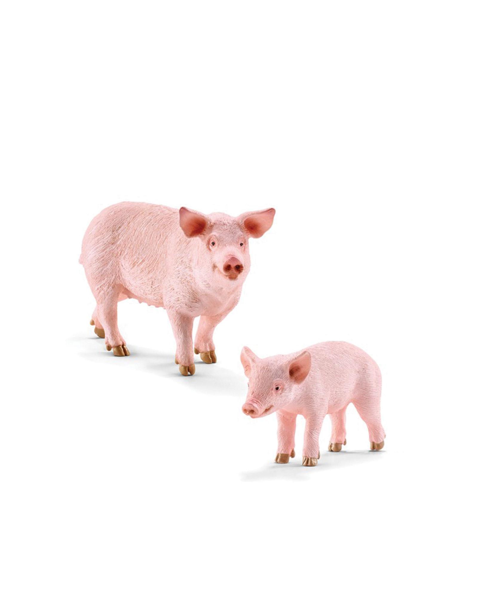 Schleich Animal - Piglet Standing