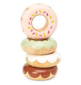 Le Toy Van Wooden Doughnuts