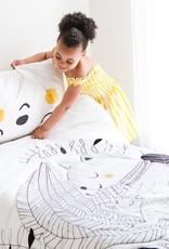 Rookie Humans Couette pour lit de transition - L'écureuil